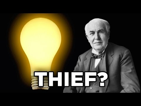 Thomas Edison and Alexander Graham Bell are two of history's most famous inventors, but shockingly their most famous inventions were stolen. From Monopoly to the lightbulb, AllTime10s brings...