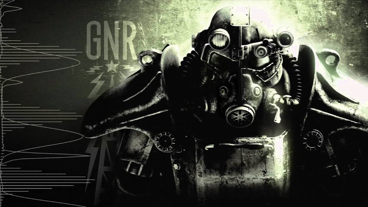Galaxy News Radio Wallpaper Galaxy News Radio Fallout 3