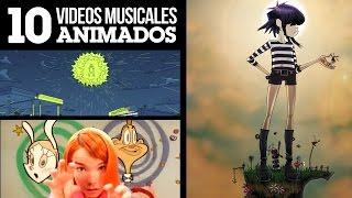 10 Vídeos Musicales Animados | LA ZONA CERO