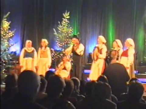 Staropolskie Kolędy I Pastorałki śpiewa Zespół Ludowy Z Kociny