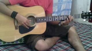 Ikk kudi guitar intro lesson udta punjab