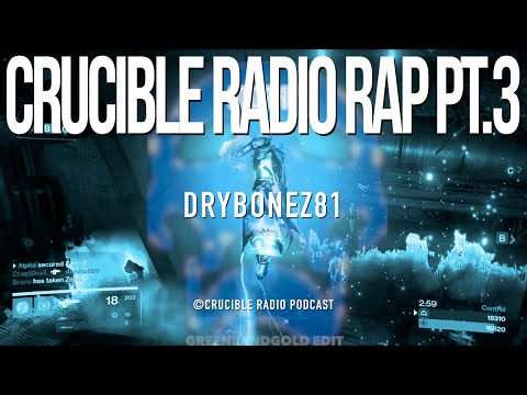 Crucible Radio Rap Pt. 3: The Video!
