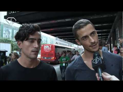 fashiontv | FTV.com - G STAR RAW MODEL TALK NEW YORK SS2010