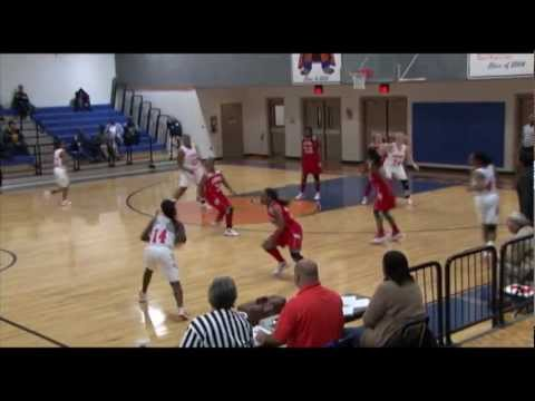 Basketball Highlights - Turner County High School vs Atkinson - Lady Rebels