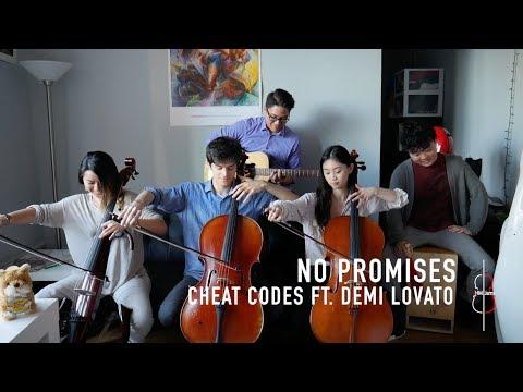 NO PROMISES | Cheat Codes + Demi Lovato || JHMJams Cover No. 138