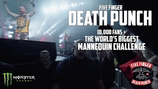 5FDP ON TOUR: World's Largest Mannequin Challenge