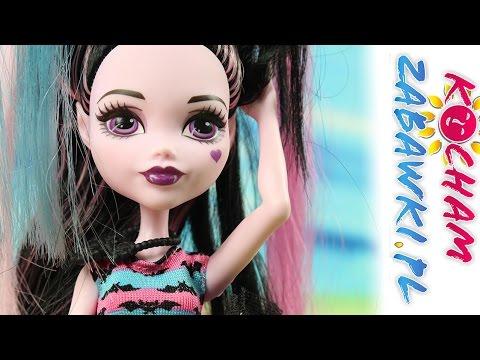 Przygotowania do imprezy - Zelektryzowani Monster High - Bajki dla dzieci