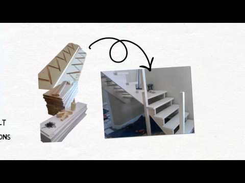 Basement Stairs Prefab basement stair kits