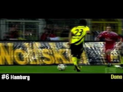 Deutscher Meister 2010/2011 BORUSSIA DORTMUND! Shinji Kagawas Bundesliga goals for the season 2010/2011 of the first half of the season! Shinji Kagawas Tore ...