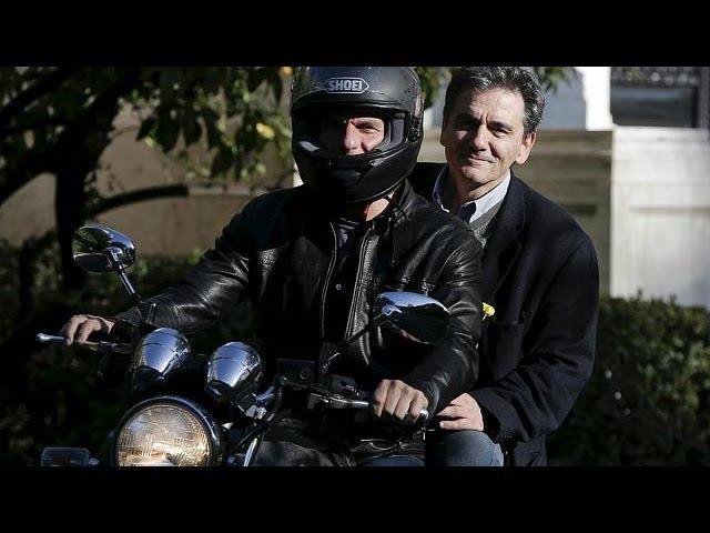 اوکلید ساکالوتوس، بدبین به اتحادیه اروپا جانشین وزیر دارایی یونان شد - economy