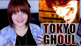 Tokyo Ghoul - Anime First Impressions by TryHardSista