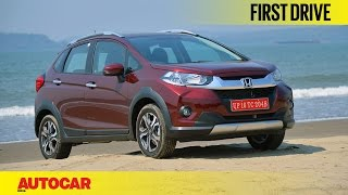 Honda WR-V | First Drive | Autocar India