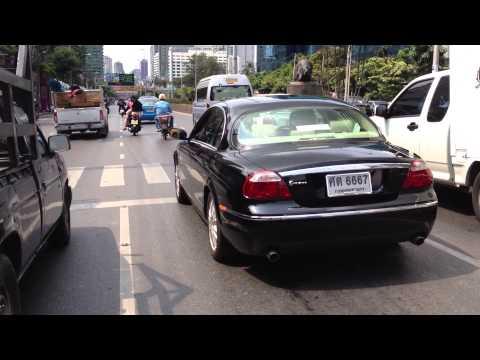 Bangkok Moped Taxi :)