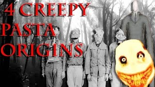 Four Creepypasta