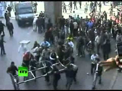 Riots in Egypt Break Out and Escalate