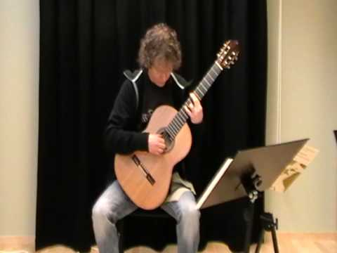 Leo Brouwer - El Decameron Negro - 1 La Harpe Du Guerrier