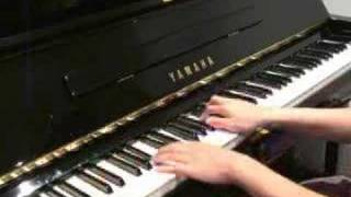 The Fray - How To Save A Life (piano cover) slower version