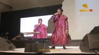 COMEDIAN, 'KENNY BLAQ' DELIVERS RIBS CRACKING JOKES IN SONGS AT #SHALANGA BY YAW