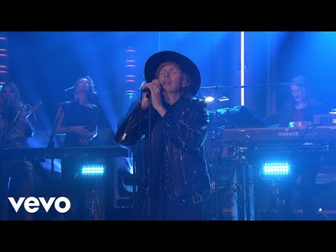 Beck - Up All Night Live On The Tonight
