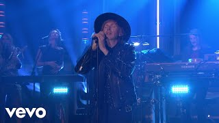 Beck Up All Night Live On The Tonight Show