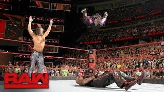 The Hardy Boyz vs. Gallows & Anderson - Raw Tag Team Championship Match: Raw, April 3, 2017