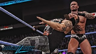 WWE Backlash 2016 - Randy Orton vs Bray Wyatt Match - WWE 2K16 Backlash 2016
