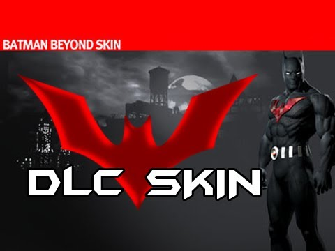 Batman Arkham City - Batman Beyond DLC Skin FREE CODES *Limited Time* (Gameplay / Commentary)
