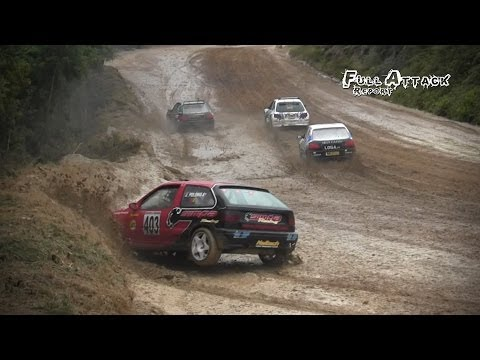 Ralicross de Sever do Vouga 1 2014 - Crash & Show [HD]