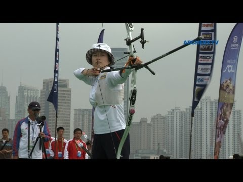 Ind. Match #6 - Shanghai - Archery World Cup 2012