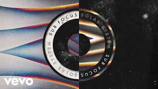 Sub Focus - Solar System (Visualiser)