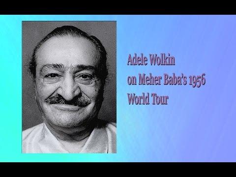 Meher Baba's Adele Wolkin