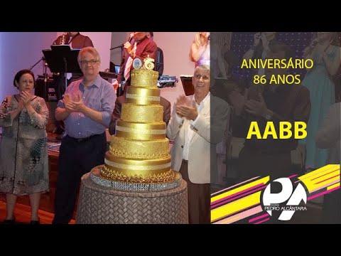 Aniversário 86 anos AABB