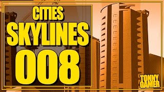 TORRES GIGANTES!!! - Cities Skylines : Desastres Naturais #008 - PC Gameplay PT-BR