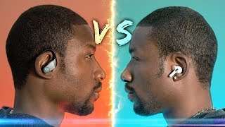 SHOWDOWN: Airpods Pro VS Powerbeats Pro!