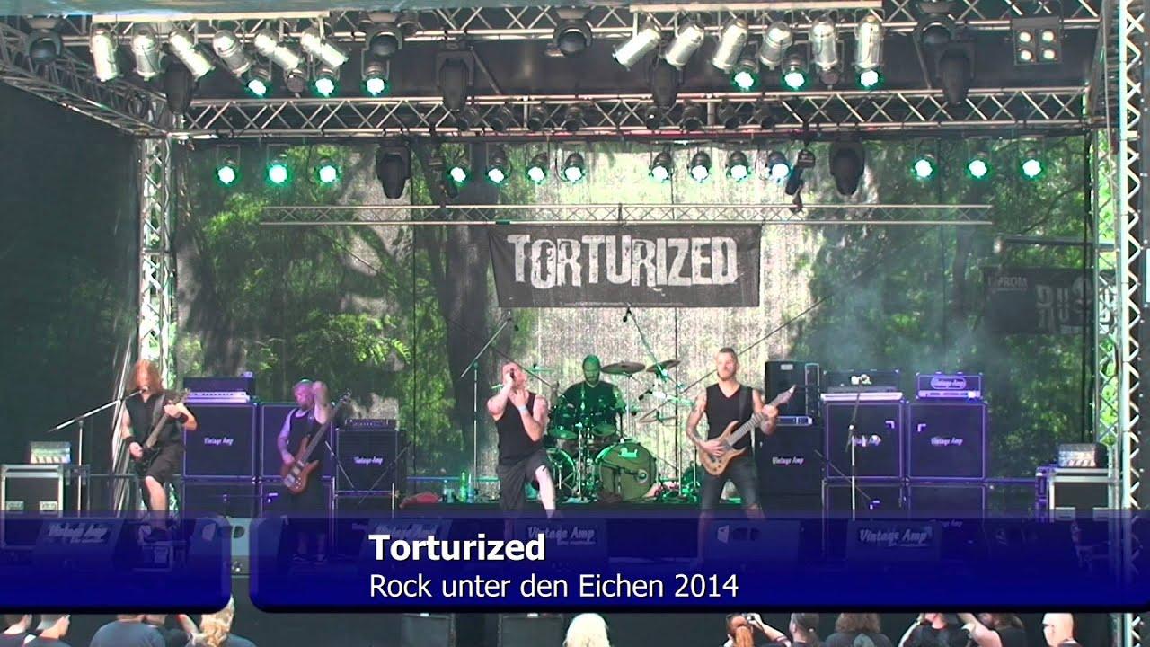 Rock unter den Eichen Festival 2014 Ein Überblick der