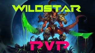 Wildstar Warrior PVP (Reloaded, F2P) Level 50