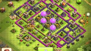 CLASH OF CLANS SPOT :)
