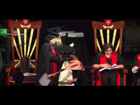 ACU Graduations|Sydney 2014, 8 April -  Health Sciences