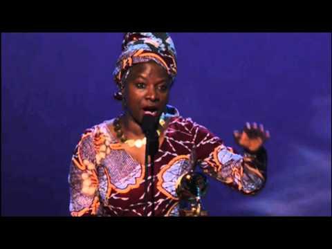 Angelique Kidjo Grammy 2015