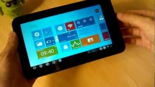 Eken A70 Windows 8 RT Tablet Review