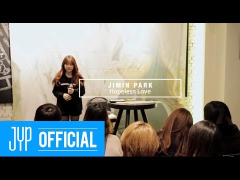 "Music video 박지민(Jimin Park) ""Hopeless Love"" @ 음악감상회 '미리 블랙데이' (Music Appreciation 'Pre Black Day') - Music Video Muzikoo"