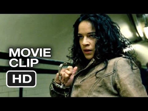 Fast & Furious 6 Movie Clip - Subway Fight (2013) - Vin Diesel Movie HD