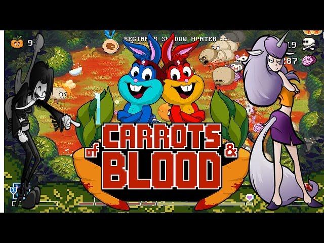 Руководство запуска: Of Carrots And Blood по сети