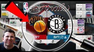 What If The Non Playoff Teams Became The Playoff Teams? NBA 2K17 Challenge