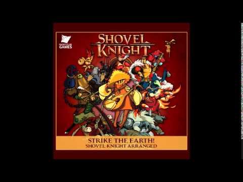 Strike the Earth! Shovel Knight Arranged Soundtrack - Jake Kaufman - 16 The Science Wizard