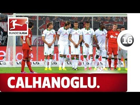 Vua sút phạt mới của bóng đá đỉnh cao: Hakan Calhanoglu