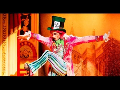 Dance Styles in Alice's Adventures in Wonderland - The Royal Ballet