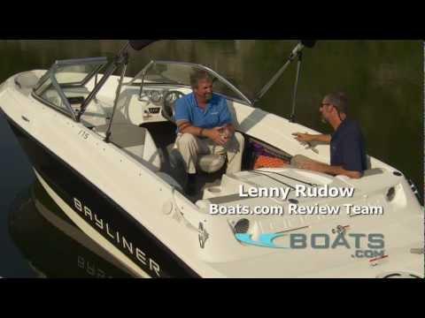 2012 Bayliner 175 BR Video Review
