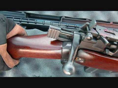 Shooting the Lee Enfield No.4 Mk.1