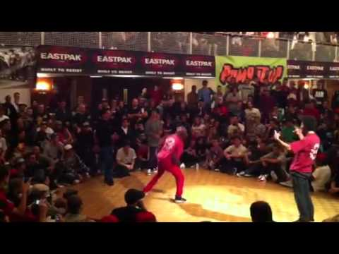 Circle kingz 2010 Funk Fockers [Brasil] vs Skill Methodz [Usa]